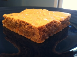 Butterscotch Blondies 2