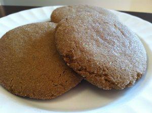 Molasses Cookie 1
