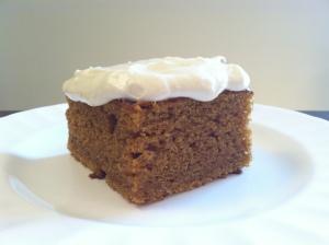 Pumpkin Bar Cake pic